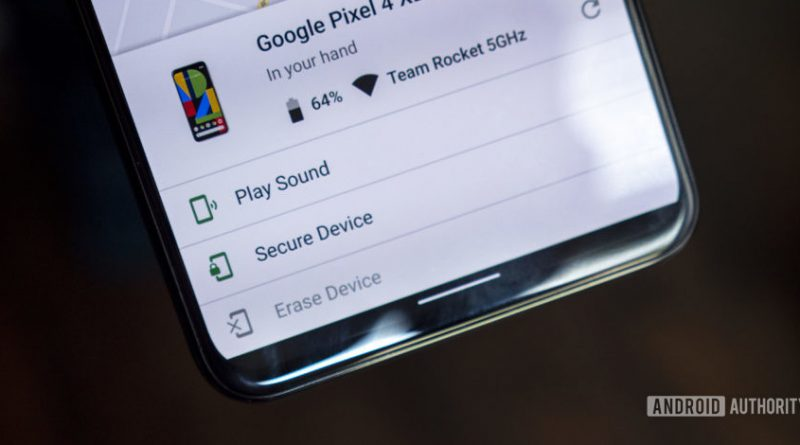 How's how to turn off your phone's Find My Device feature