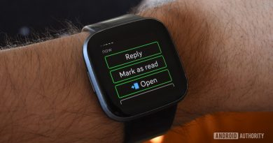 Fitbit messaging: How to receive messages and send replies from your Fitbit